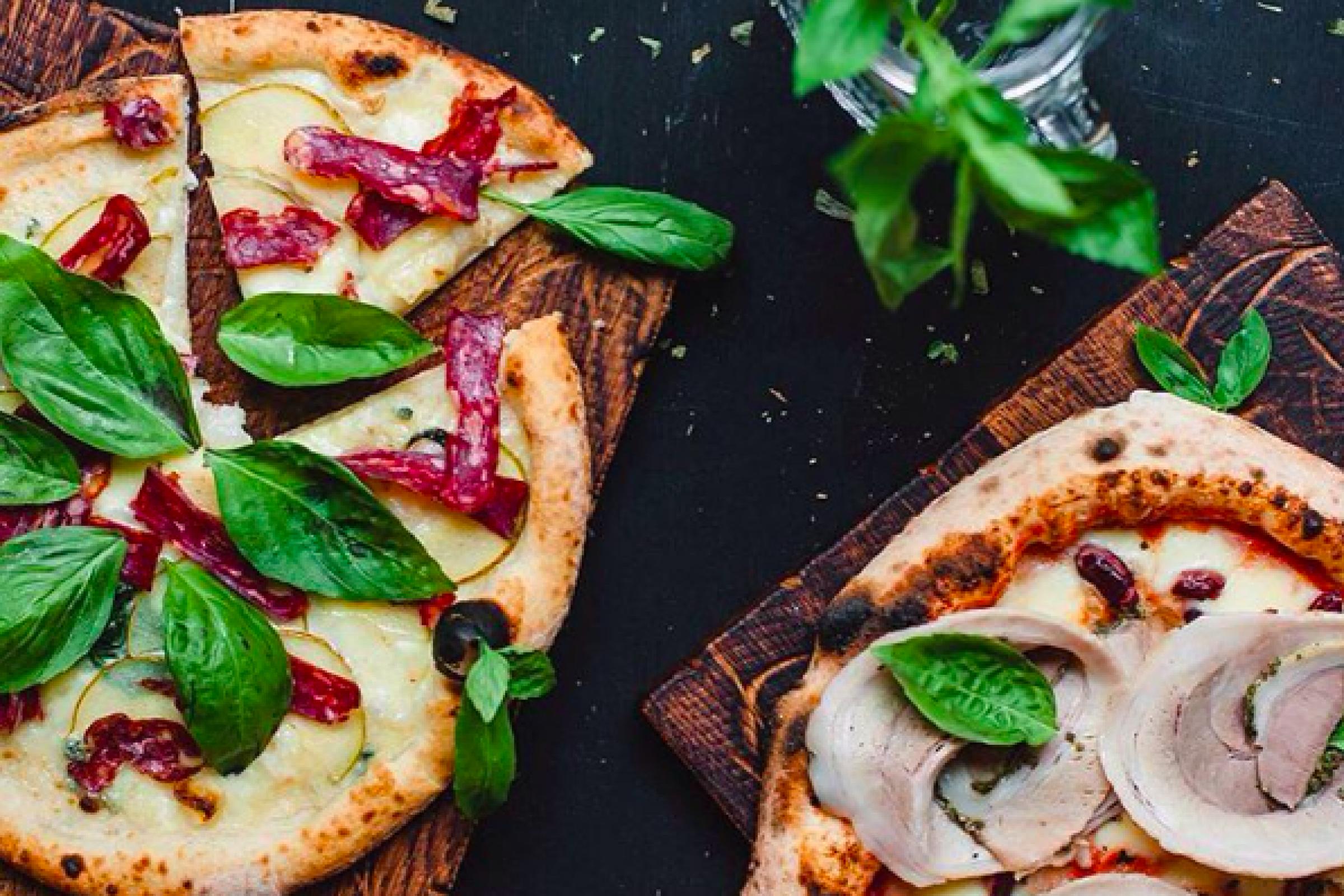 Вкусные пиццы 22 см